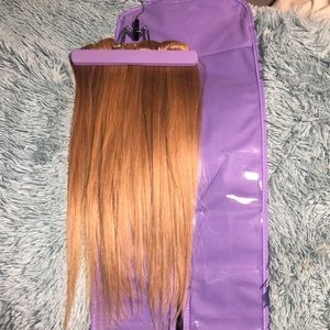 Luxy Hair Extensions 20in Dirty Blonde